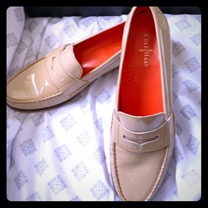 Cole Haan Ladies pinch loafers size 9 1/2